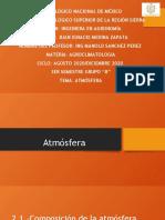 Agroclimatologia U2 Juan Medina.pptx