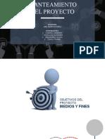 PAUTAS DE FORMULACION+OBJETIVOS,MEDIOS,FINES