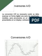 Clase X - Tecnicas de Conversion AD