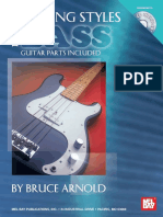 Comping Styles for Bass - Funk - Bruce Arnold.pdf