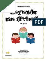 Escuela nueva - Grado primero - Lenguaje - Nimaima Cundinamarca