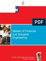 Financial Actuarial Engineering