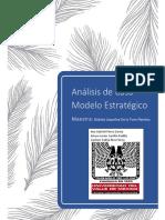 Análisis Caso modelo estratégico