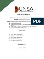 Cuestionario 1 - Epistemología.docx