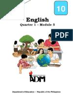 English-10-Regional-Format_Module 5_First Quarter