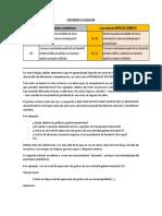 RÚBRICA - EVALUACIÓN DE COMPETENCIAS gp