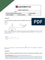 Igor. Química Farmaceutica.2010