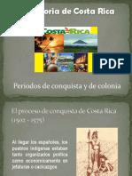 costa rica (periodos de conquista y colonial)