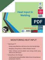 Heat Input HI