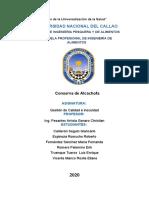 Conserva de Alcachofa-1