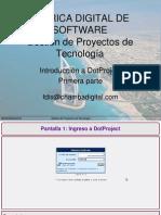 dotproject primera parte
