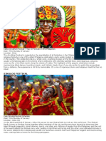 TOP 10 FESTIVALS OF THE PHILIPPINES