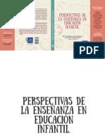 Perspectivas de la enseñanza en educación infantil pre-print