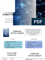 FABRICACIÓN DE LIQUIDOS PARENTERALES