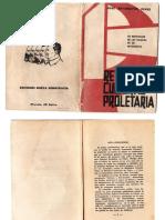 Jose Sotomayor - Revolución Cultural Proletaria 1967
