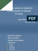 7. Dº FUNDAMENTAL AL DEBIDO PROCESO.pptx