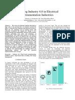 Enabling Industry 4.0 in Electrical instrumentation Industries.pdf