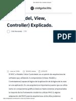 MVC (Model, View, Controller).pdf