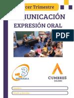 TERCERO - COMU 4 - EXPRESION ORAL - 3 TRIMESTRE.pdf