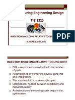 S3_Manufacturing Engineering Design-Injection Moulding Relative Tooling Cost