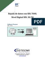 Bajada de datos con SDL TOOL.pdf
