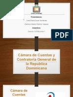 Camara de Cuentas y Contraloria General de la Republica Dominicana