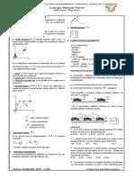 FICHA DE LA SESION 3 - CINEMATICA MRU