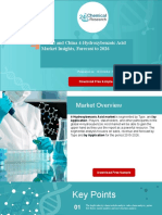 Global and China 4-Hydroxybenzoic Acid Market Insights, Forecast to 2026