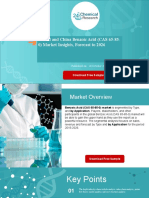 Global and China Benzoic Acid (CAS 65-85-0) Market Insights, Forecast to 2026