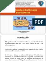 Farmacologia ANTIRETROVIRALES