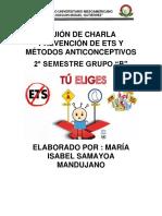 guion de charla ets y metodos anticonceptivos practicas 4.pdf