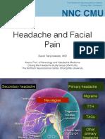 Headache Tutorial_Neuro Essential CMU2020
