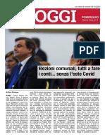 Video Rassegna stampa del 10 ottobre 2020, sabato, giornali in pdf