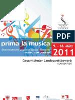 Plm 2011 Programmheft