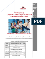 Fw Fwd  Assessment Satisfactory - s 10- Children's Behaviour and inclusion.pdf