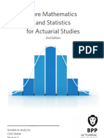 ActEd - Pure Mathematics and Statistics for Actuarial Studies.pdf