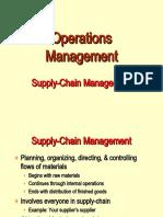 Supply chain ,management