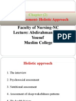 2 Health-Assessment-Chapter-2-Holistic-Approach - Copy