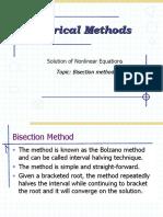 lec 3 bisection method