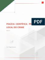 Polícia Científica - 3