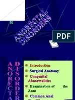 Anorectal Disorders