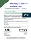 Creative Problem Solving - CPSVersion61