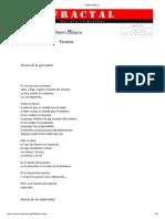 Alberto Blanco-Teorías