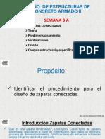 SEMANA 3A-DISEÑO DE ESTRUCTURAS DE C.A.II.