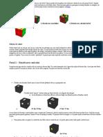 Cum să rezolvaţi un cub 4x4x4