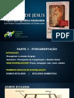 SEMANA DE JESUS - FUNDAMENTAÇÃO - ROGÉRIO SANTOS 03082019
