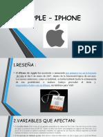 APPLE – IPHONE