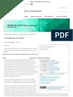 Investigación en diseño _ Catálogo Digital de Publicaciones DC