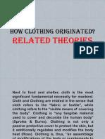 How Clothing Originated?