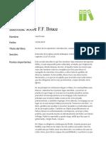 Pernía Saúl Informe de lectura F.F. Bruce 4